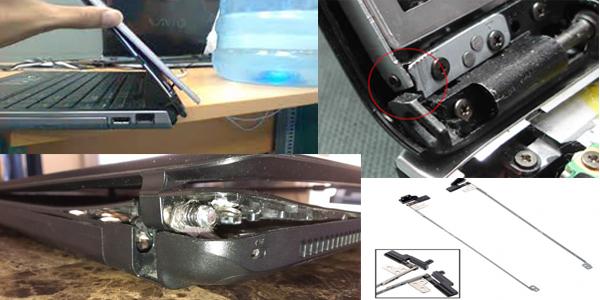 sửa vỏ laptop Compaq CQ40-632TU, CQ60, CQ45-205TU, 6520s
