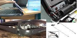 Thay sửa vỏ laptop Compaq CQ40-632TU, CQ60, CQ45-205TU, 6520s, HP Pavilion DV4-1601TU