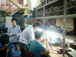Trung tâm bảo hành sửa chữa laptop tại Long An