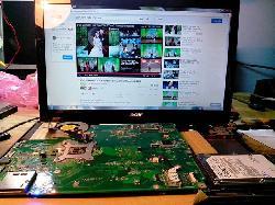 Trung tâm bảo hành sửa chữa laptop Acer