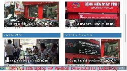 Sửa laptop HP Pavilion DV6-6100TU (LV839PA)