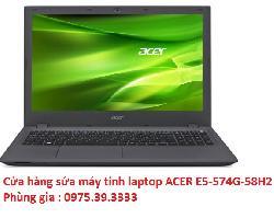 Cửa hàng sửa máy tính laptop Acer E5-574G-58H2