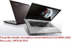 Trung tâm sửa laptop Lenovo IdeaPad Z410 (5939-1080) không nhận pin laptop