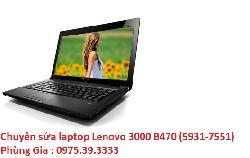 Chuyên sửa laptop Lenovo 3000 B470 (5931-7551) nhòe hình