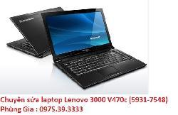 Chuyên sửa laptop Lenovo 3000 V470c (5931-7548) bị méo hình