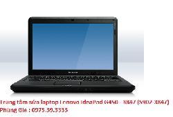 Trung tâm sửa laptop Lenovo IdeaPad G450 - 3847 (5902-3847) bị sai màu