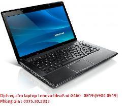 Dịch vụ sửa laptop Lenovo IdeaPad G460 - 8919 (5904-8919) hay đứng máy