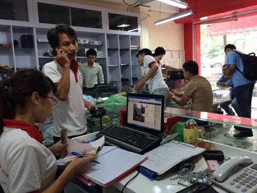 Sửa chữa laptop Lenovo uy tín