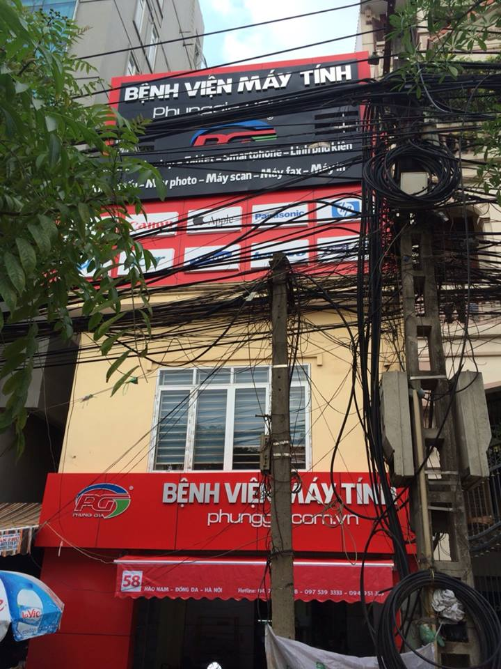 Sửa chữa laptop sony vaio Hà Nội