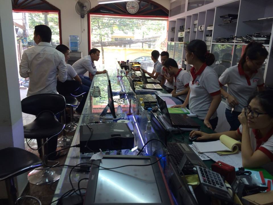 Sửa chữa laptop Gateway